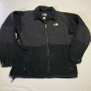 Vintage The North Face Fleece Zip Up